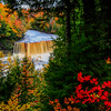 Fall at Tahquamenon Falls 4