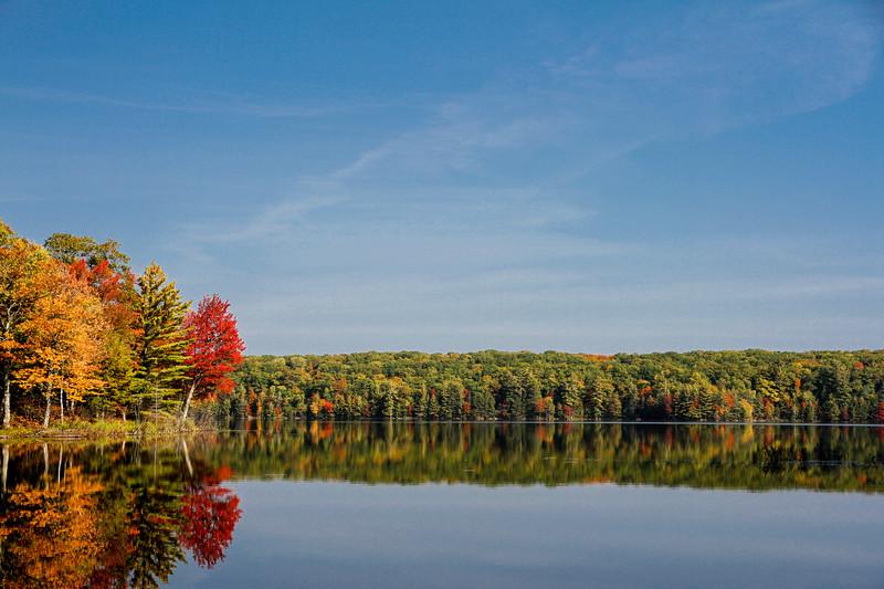 Autumn at Beautiful Frank Lake 4