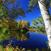 """  Autumns Blue Bayou  ""  Boulder Junction Wisconsin"