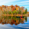 Autumn in a Canoe   12