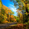 Autumn Roads - Rustic Hwy K