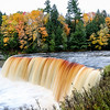 Fall at Tahquamenon Falls 9