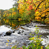 Autumn Color on the Manitowish 1