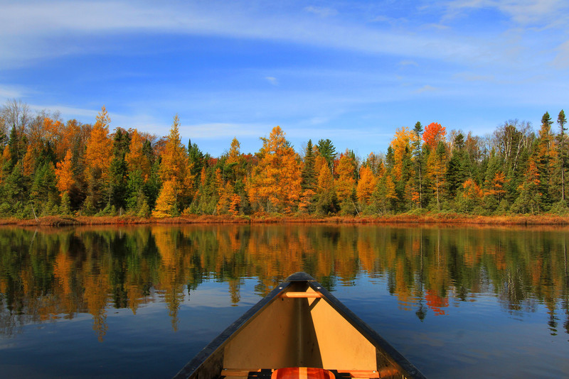 Canoeing in Paradise  3
