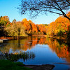 Autumn Colorfest at the Presque Isle River