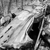 Mt. Waternomee B18 bomber crash site, plane went down with a 7-man crew, 5 survived - Jan 14, 1942