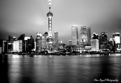 Misty Shanghai