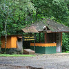 Ranger Station on Pipeline Road in Panama's Soberania National Park