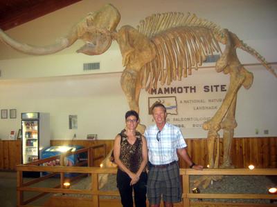 Mammoth Site 2011