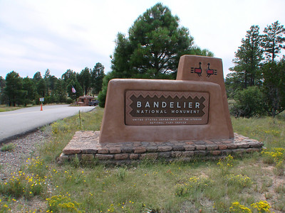 Bandelier National Monument   http://www.nps.gov/band/