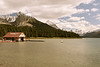 We ended our trip at Maligne Lake.  Not a bad way to spend our Sunday afternoon...