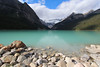 Lake Louise was glorious (but I must say, I was smitten with Moraine Lake).