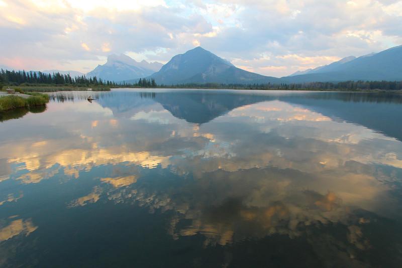 Sunset at Vermillion Lake #3.