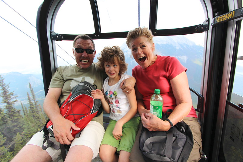 High altitude increases family fun!