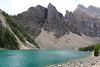 Another shot of Lake Agnes.