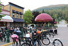 We began in Revelstoke, B.C.--a quaint town in its own right.