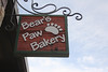 On our way out of town, we stopped at the Bear's Paw Bakery.  (Hint: Get the scones.  They're as big as your head!)