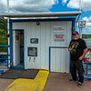 Jim on Ferry over South Saskatchewan River 7-8-19_V9A7265