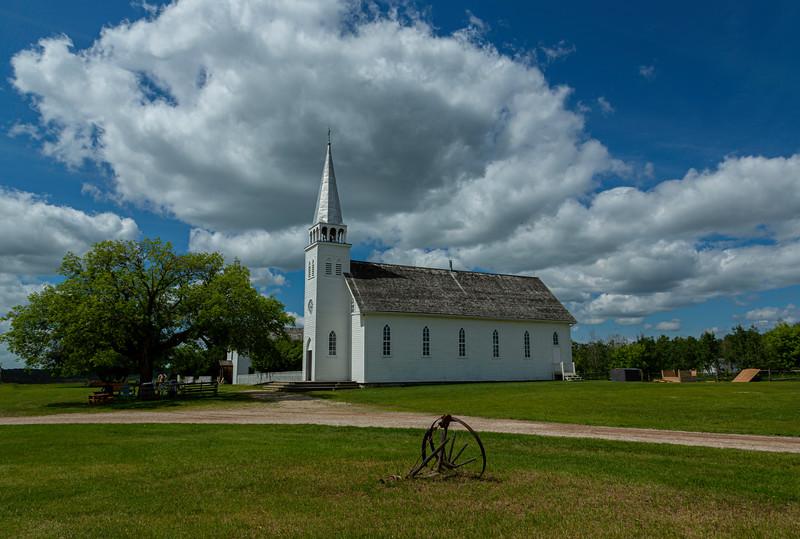 Batoche Church 7-8-19_V9A7273