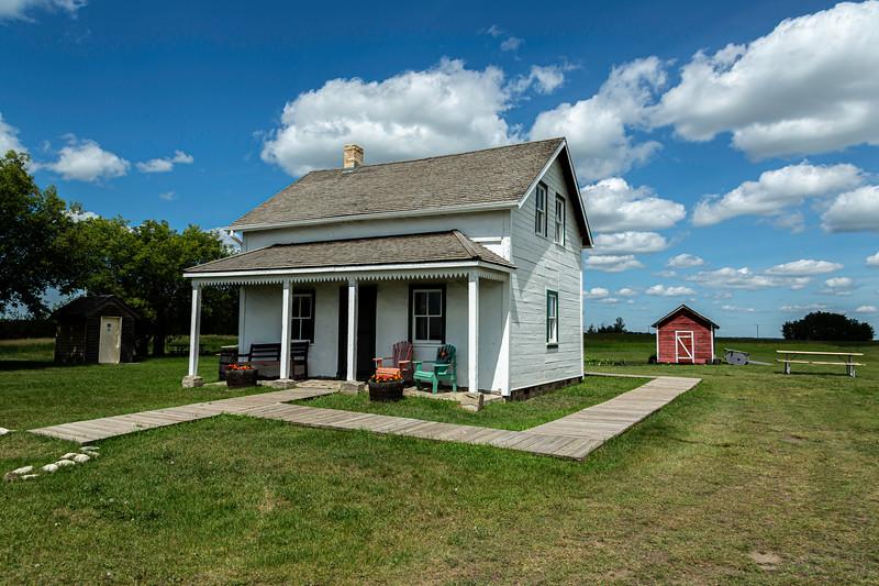 Batoche-Caron house 1895 7-8-19_V9A7296