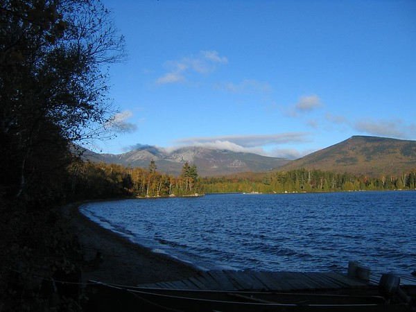 Baxter State Park  (Fall 2004)