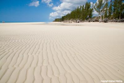 Beaches of the Grand Bahama, Lucaya National Park