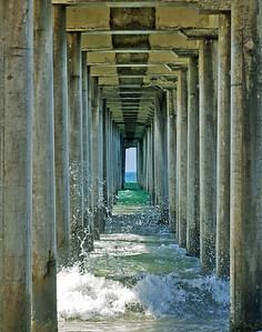 Symmetry under the Pier ~