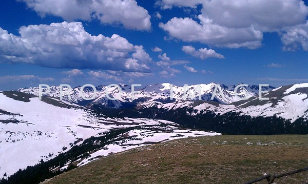 Continental Divide - Photo taken with my phone