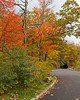 Skyline Drive in Fall