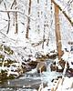 Snow and Stream