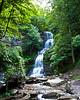 Waterfall near Gauley Bridge WV