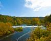 Burnshire Dam, Woodstock Virginia, in Fall