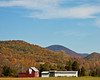 Farm on Fall Day, Edinburg Virginia