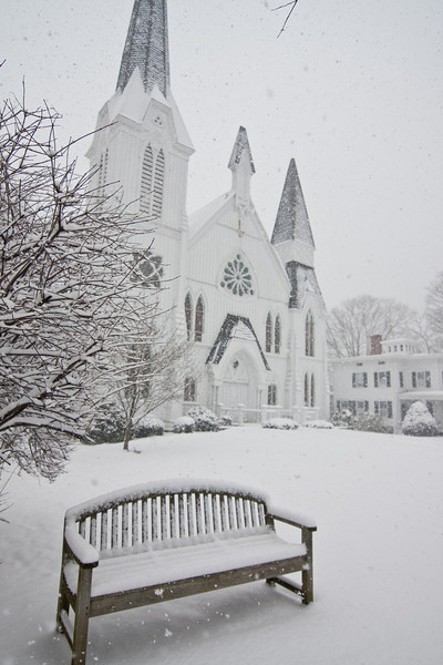 Blizzard of February 10, 2010 and Day After in Bedford & Scarsdale