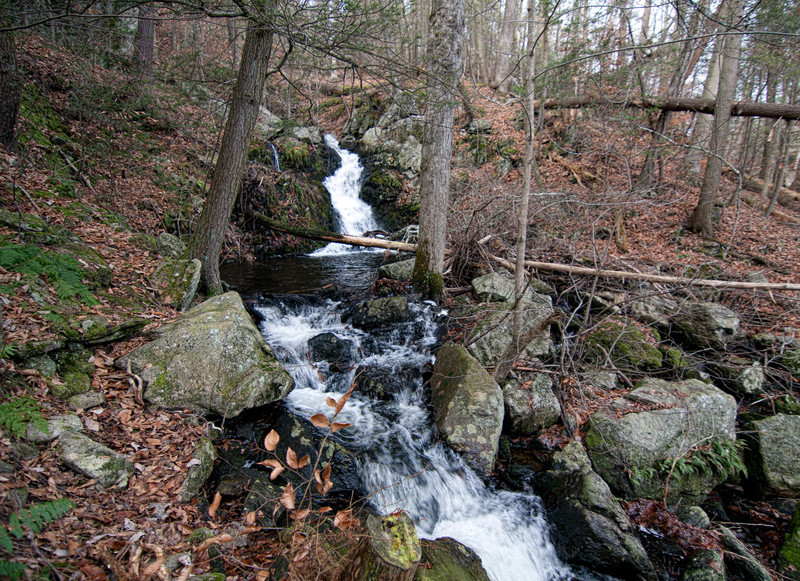 Mianus Gorge - Havemeyer Falls (how did this end up in the smart gallery?  Shouldn't be here!)