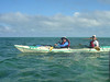 Kayaking on the lagoon is beautiful in sunny weather.  Going for snorkeling again.