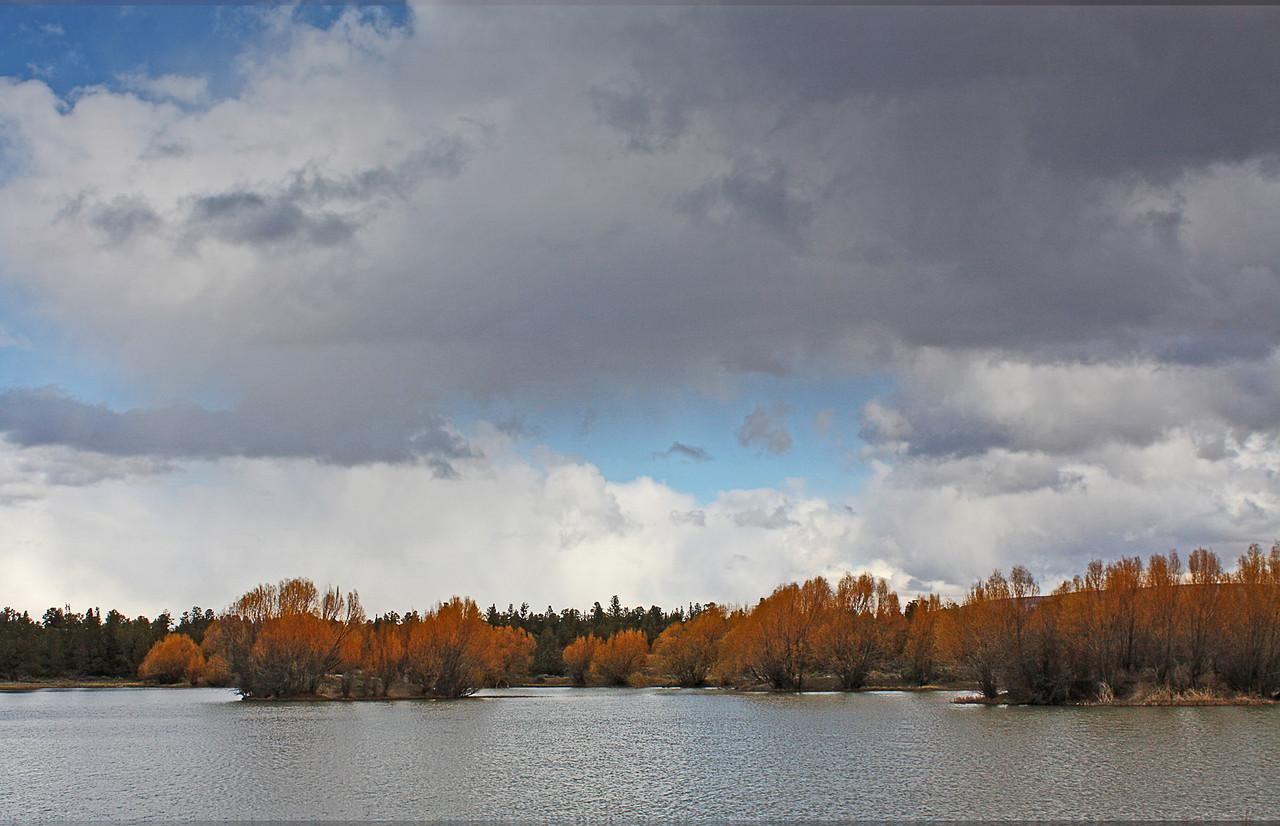Reynold's Pond in the Badlands Wilderness Nature Study Area, Bend, Oregon