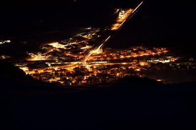 My hometown Samedan