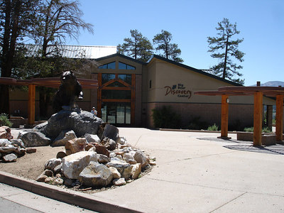 NF Visitor Center for Big Bear Lake