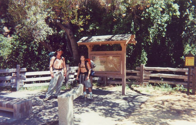 Big Sur Summer 1999