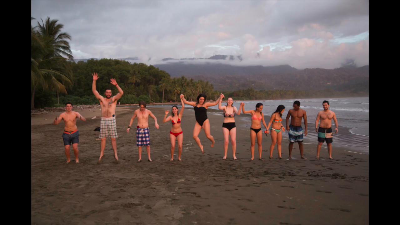 beach jump movie