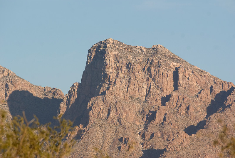 Some of the incredible scenery in Arizona