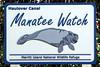 Haulover Canal - Manatee viewing area. Merritt Island National Wildlife Refuge