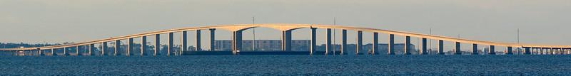 Bridge to Dauphin Island, AL