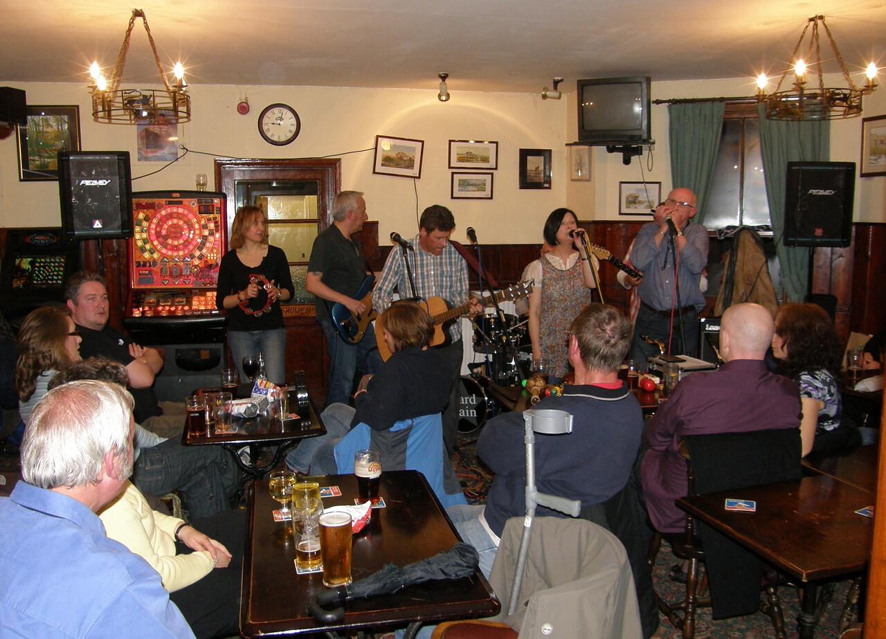 Band Norfolk May 2010
