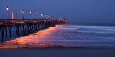 Imperial Beach Pier, San Diego, CA