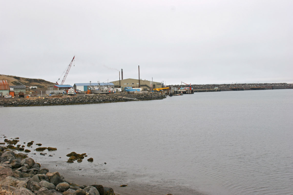St. Paul Harbor & Fish Processing Plant