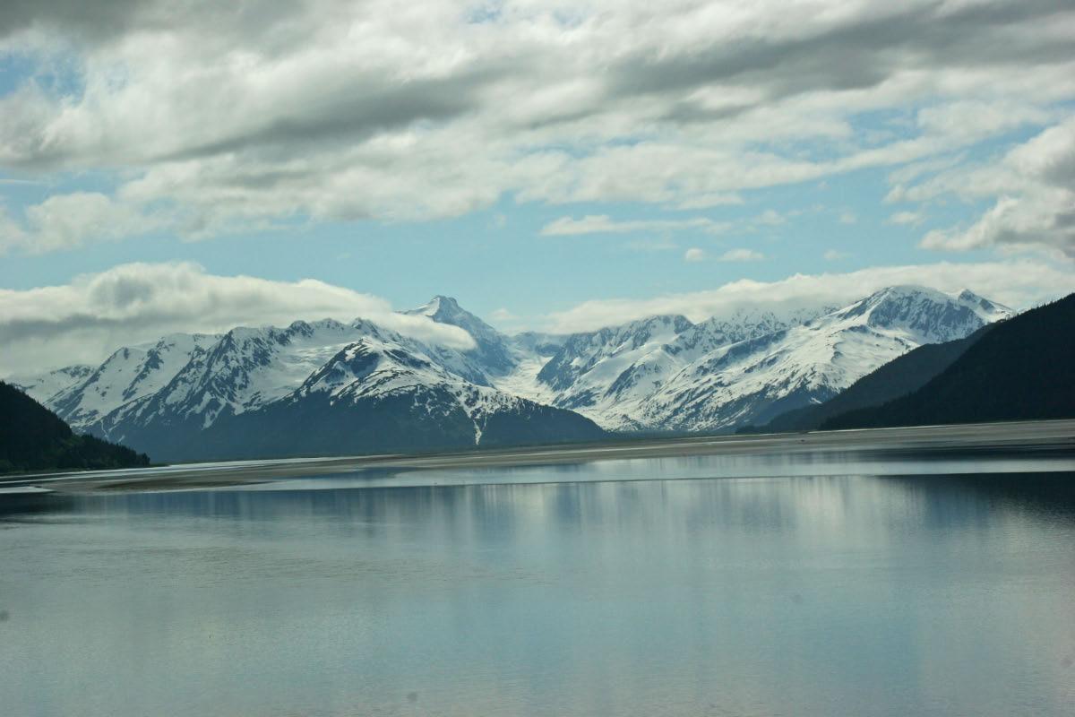 Anchorage to Seward Hwy