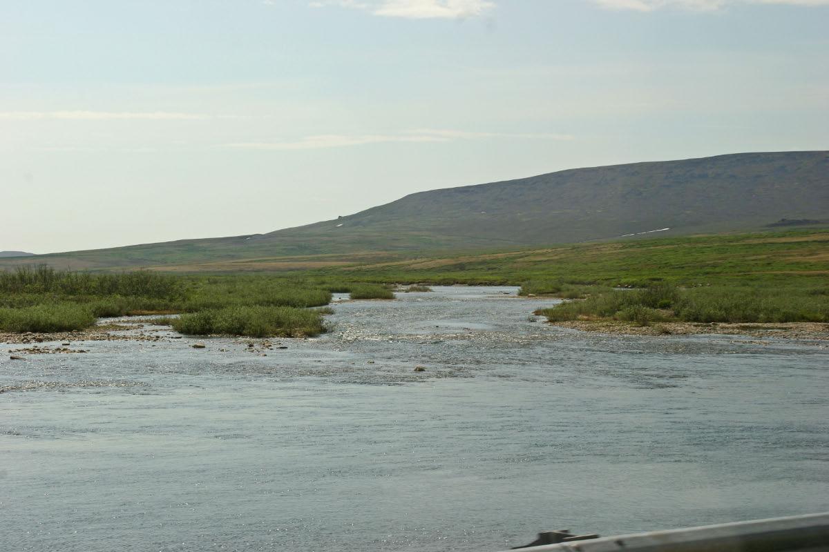 Teller Road - Nome