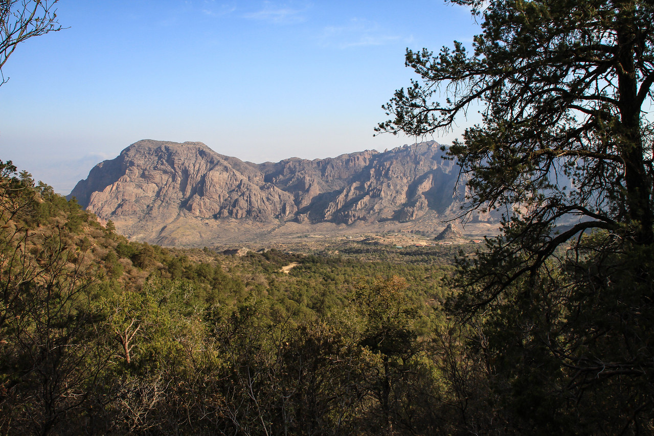 Pinnacles Trail Hike